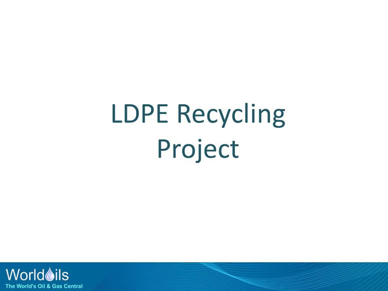 LDPE Films Recycle