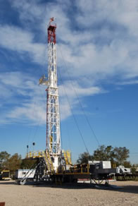 Land rigs for sale