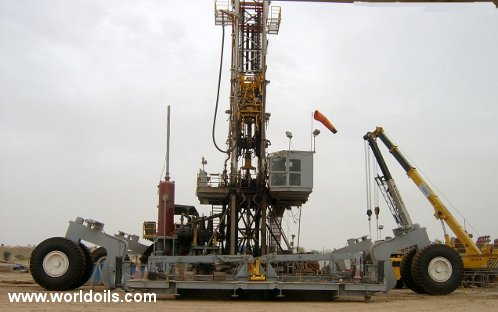 NOV 1000 HP AC/VFD Drilling Rig - 2008 Built for Sale