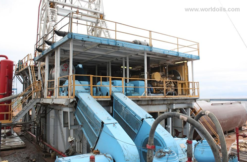 Used Mechanical Drilling Rig for Sale