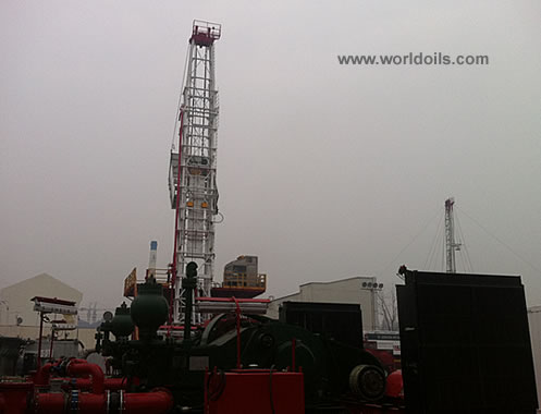 1000HP Drilling Rig for Sale