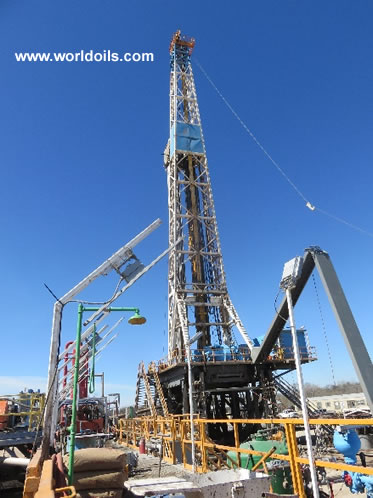 1000 HP JC40 DB Land Drilling Rig for Sale