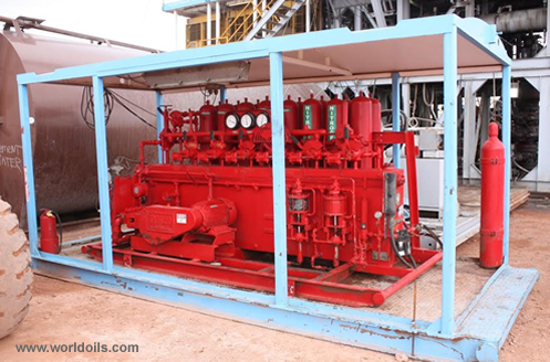 1000hp National 80B Drilling Rig for sale