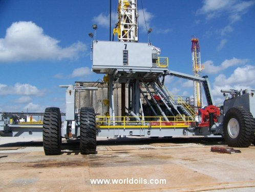 2008 Built NOV 1000 HP AC/VFD Drilling Rig for Sale