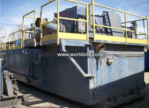 1200 HP Mechanical Drilling Rig for Sale