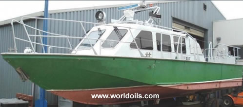 Aluminium – Pilot Boat for Sale