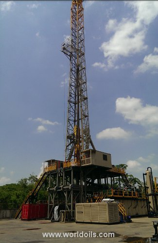 1500 HP Mechanical Land Rig for Sale