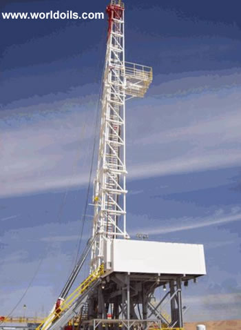 1500hp Cantilever Drilling Rig for Sale