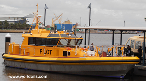 16M Pilot Boat for sale - Built in Australia