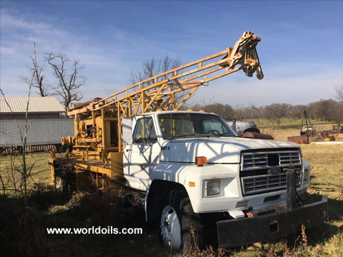 CME 55 Used Drilling Rig for Sale