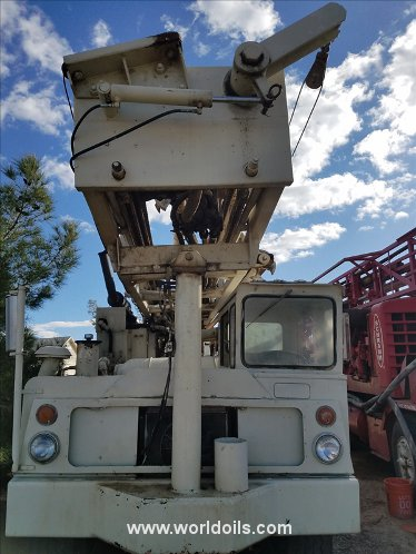1974 Built Ingersoll-Rand T4W Drilling Rig for Sale
