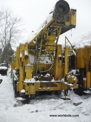 Ingersoll-Rand T3 (Truckn 3) Drill Rig - 1975 built - for Sale