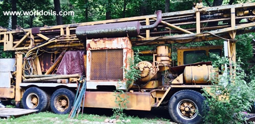Ingersoll-Rand T4 Drill Rig for Sale