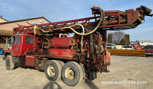 Schramm T64HB Used Drilling Rig for Sale