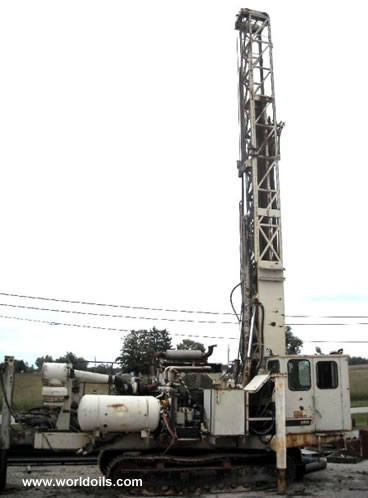 Ingersoll-Rand DM25 Used Drilling Rig 1985 Built - For Sale