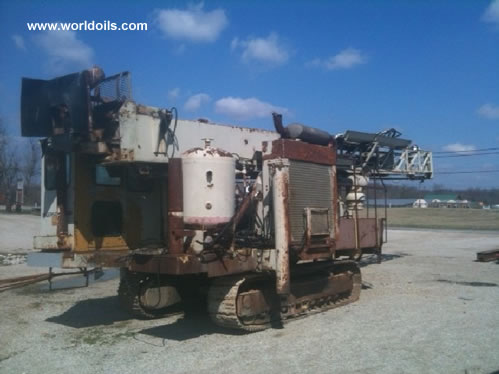 Drilling Rig 1985 Built Ingersoll-Rand DM25