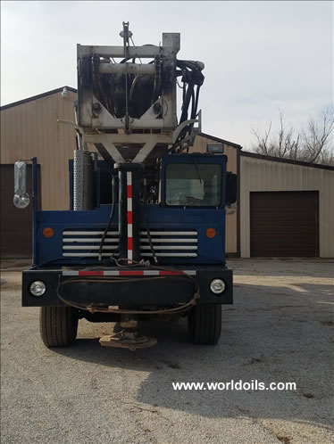 Reedrill SK25 Water Well Used Drill Rig