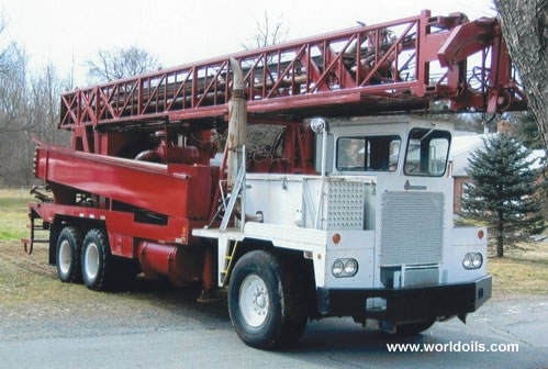 Speedstar 30K Drilling Rig - 1985 Built - For Sale