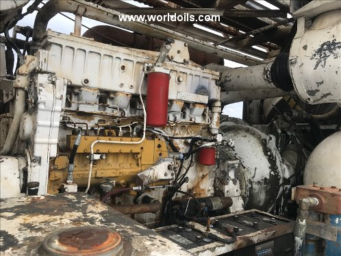 1994 Built Driltech Drilling Rig for Sale