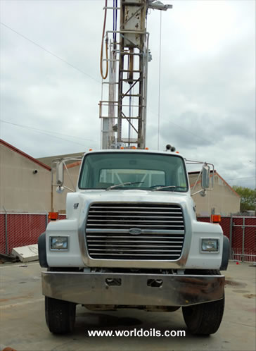 1994 Built Driltech Drill Rig for Sale