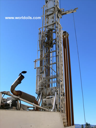 Used Driltech Drill Rig for Sale