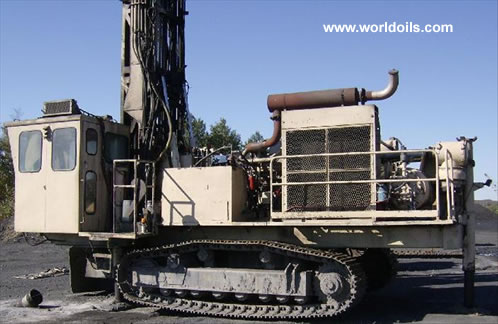 Ingersoll-Rand DM45 Drill Rig for Sale