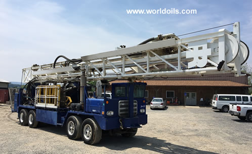 Used Ingersoll-Rand RD20 Range II Rig for Sale