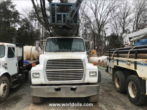 1997 Built Driltech Used Drill Rig for Sale