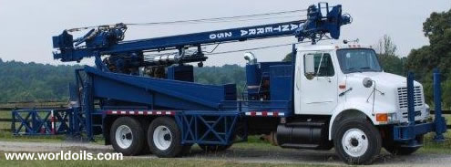 Canterra CT250 Drilling Rig for Sale