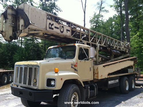 Ingersoll-Rand T3W DH (Deep Hole) for Sale - 1998 Built