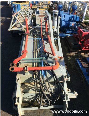 Land Drilling Rig - 2000 HP - For Sale