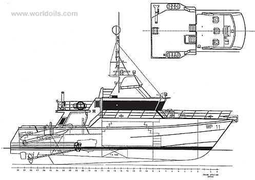 2000 Built MPV / Crew Transfer / Survey for Sale