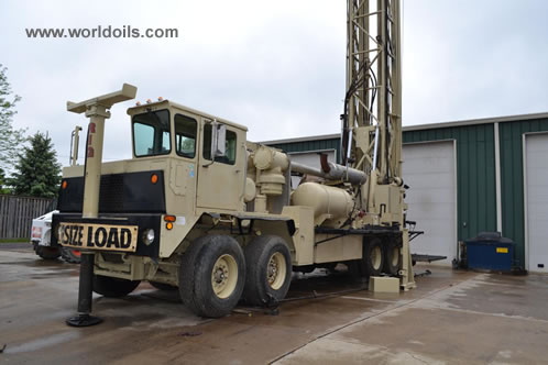 Ingersoll Rand RD20 Range III Drill Rig for Sale