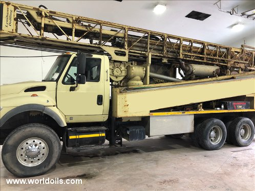 2004 Built Ingersoll-Rand T3W Drilling Rig