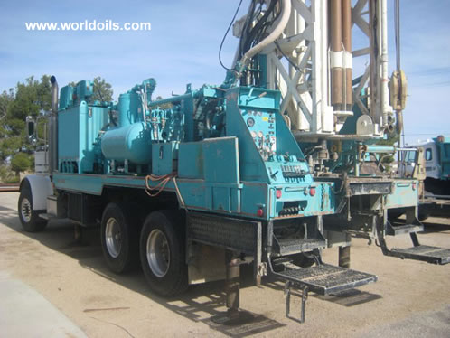 2004 Built Speedstar 30K Drilling Rig for Sale