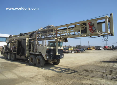 Ingersoll-Rand / Atlas Copco RD20 - Range III Drilling Rig - For Sale