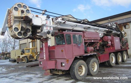 Schramm T130 drill rig - Range III for Sale