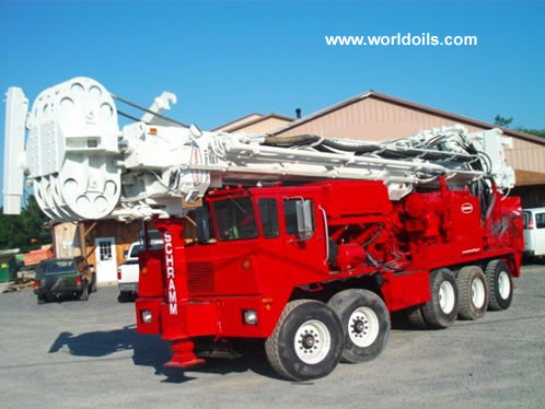 Schramm T130 Drill Rig - Range III - 2004 Built for Sale