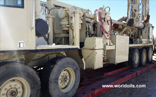 Used Drill Rig for Sale