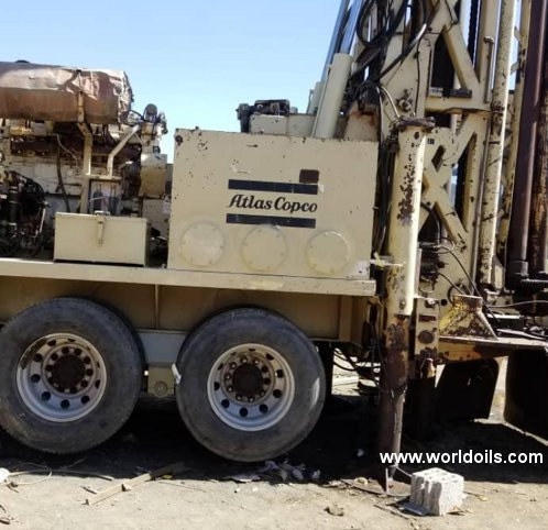 Used Drilling Rig - 2006 Built for Sale
