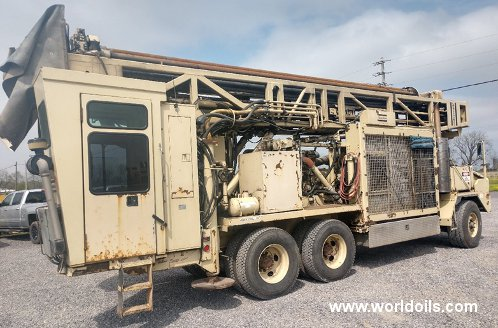 2007 Built Used Atlas Copco Drilling Rig for Sale