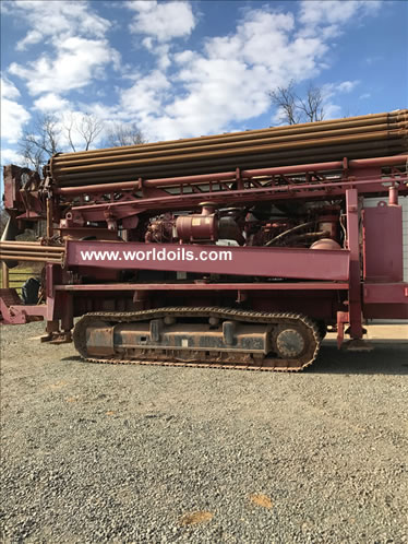 2007 Built Schramm T450BH Drill Rig for Sale
