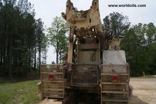 Used Drilling Rig 2008 Atlas Copco T3W DH