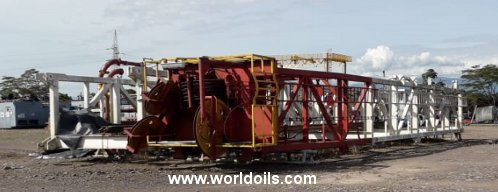 Drilling Rig - 2008 Built for Sale