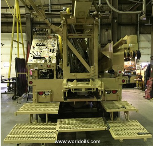 2008 Built Gus Pech Drilling Rig for Sale