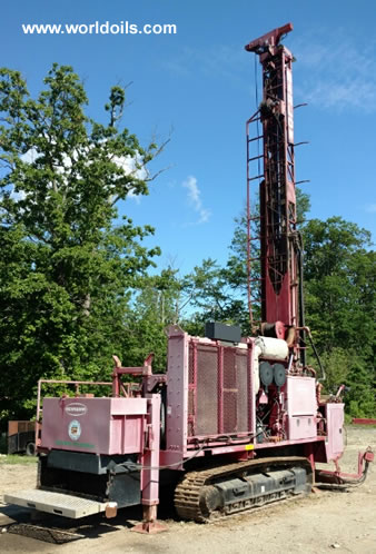 Schramm T450GT Crawler Drill Rig - For Sale