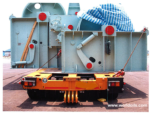200T Anchor Handling Winch - For Sale