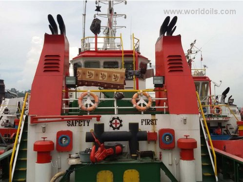 2010 Built Tug Boat for Sale