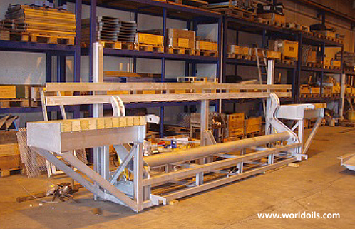 Unused Hydraulic Drill Pipe Conveyor for Sale