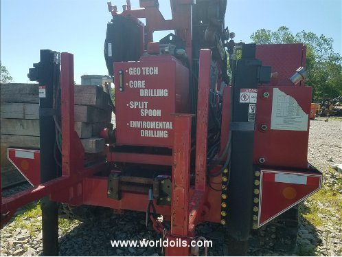 2017 Built Mobile B37X Crawler Drilling Rig for Sale
